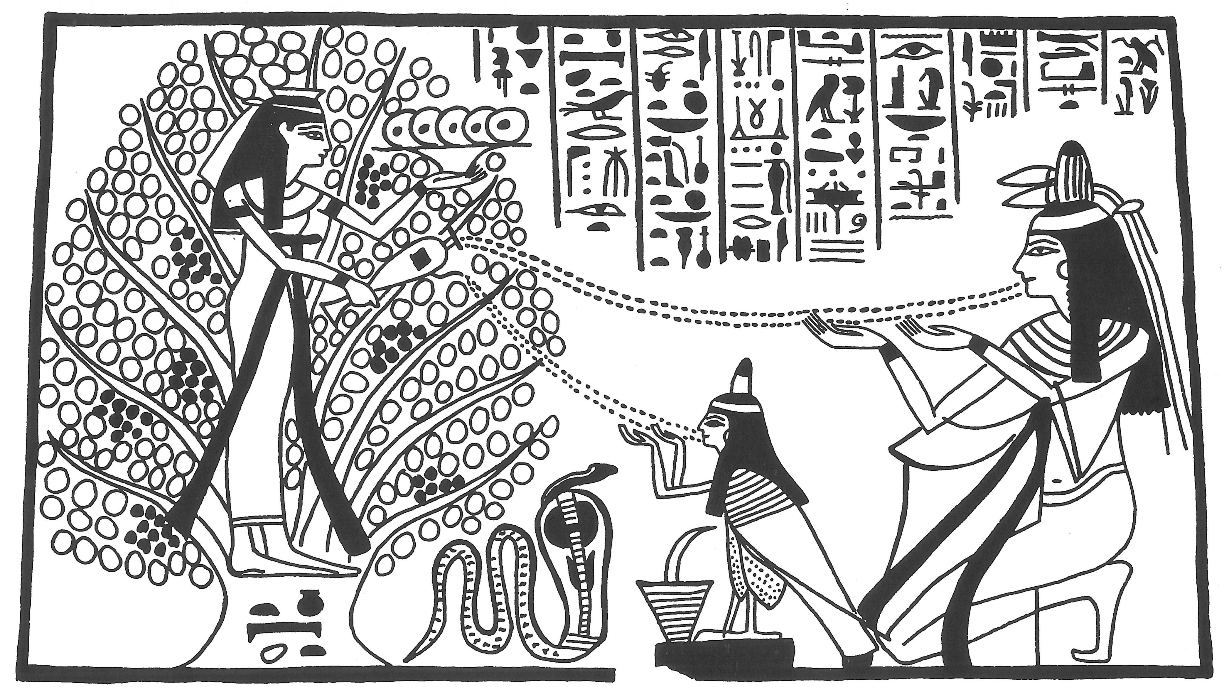 Yahwehs Divorce From The Goddess Asherah In The Garden Of Eden