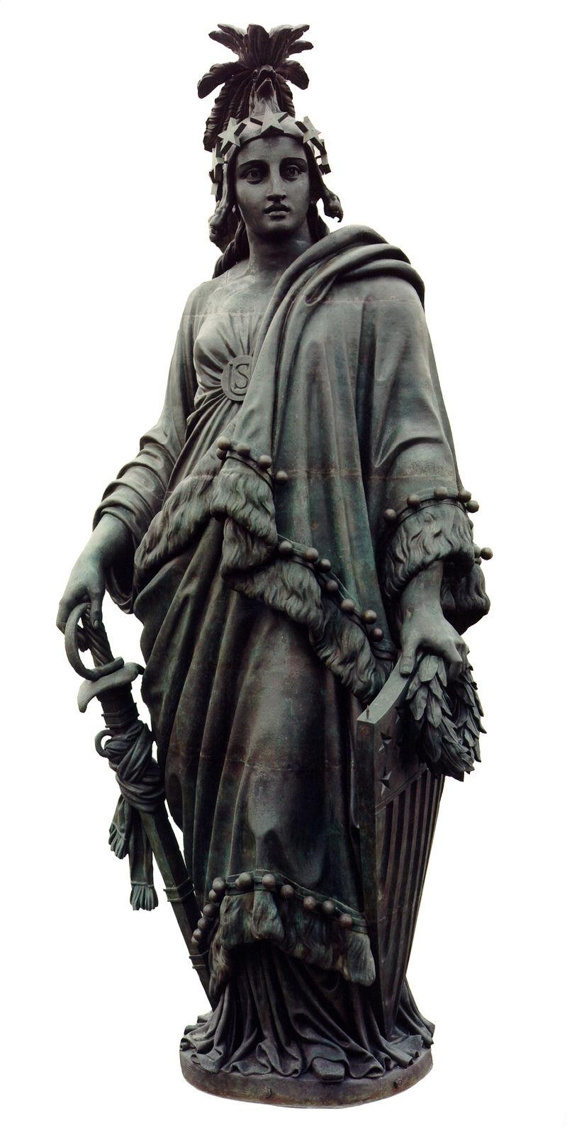 Statue Englisch