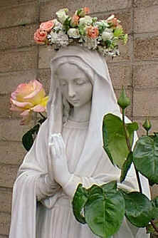 Image result for may crowning of mary
