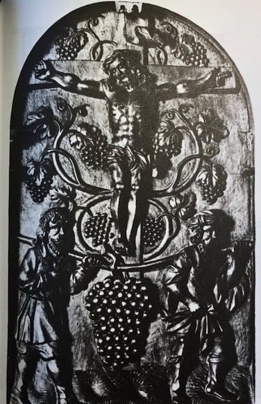 grapevine cross