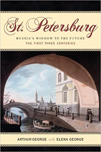 St Petersburg Book Cover Image